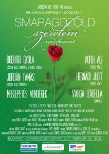 dalszövegírás, smaragdzöld szerelem